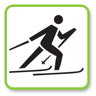 Arcadia-mobile-park-Ontario-Canada-Cross Country Ski