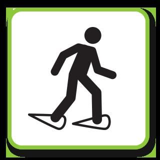 Arcadia-mobile-park-Ontario-Canada-SnowShoeing